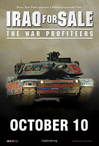 October 10, 2006 - Iraq for Sale: The War Profiteers